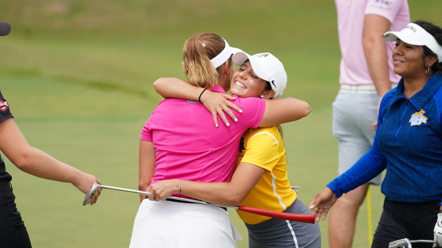 Alvarez, Sukmana Prove to be Shining Examples of PGA WORKS Mission