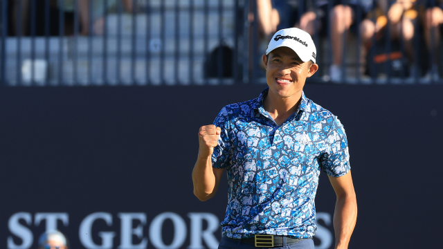 The Open Champion Collin Morikawa is a Student of the Game and You Should be Too