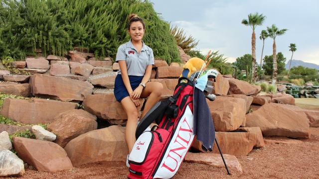 UNLV PGA Professional Golf Management Serves as a PGA WORKS Scholar Factory