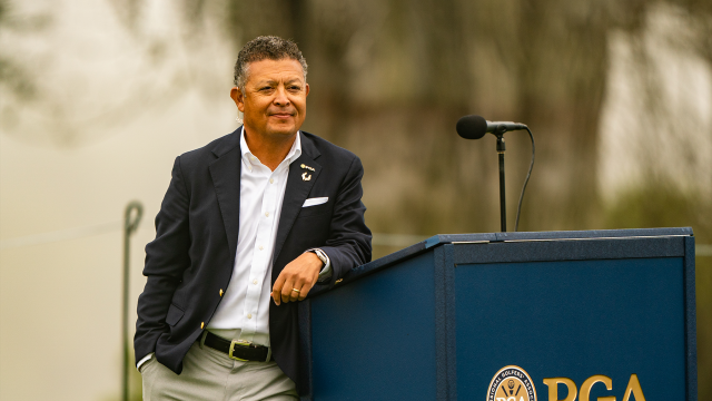 Tony Martinez and Those who Inspired Him to a Special PGA Professional career