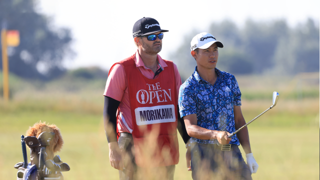 Lesson Learned: Collin Morikawa Aimed Small and Won Big at The Open