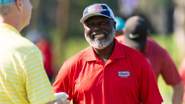 Military Veterans Tee it Up at PGA HOPE Secretary's Cup  to Kickoff 2021 PGA Championship Week