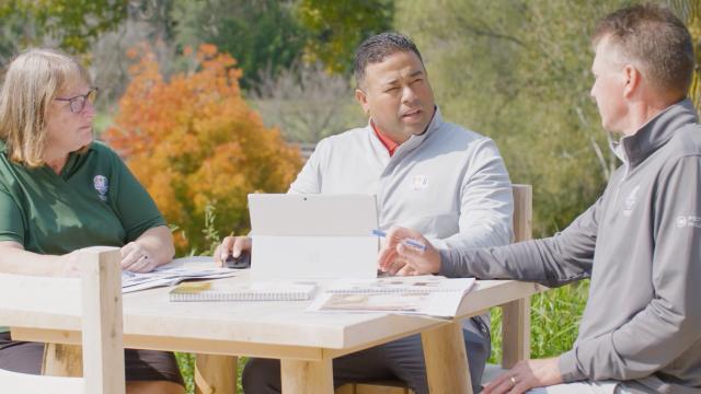 Josue Reyes, PGA, Cherishes the Power of Mentorship