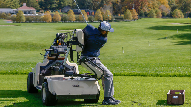 PGA HOPE National Golf & Wellness Week to be held at Congressional Country Club, Oct. 14-18