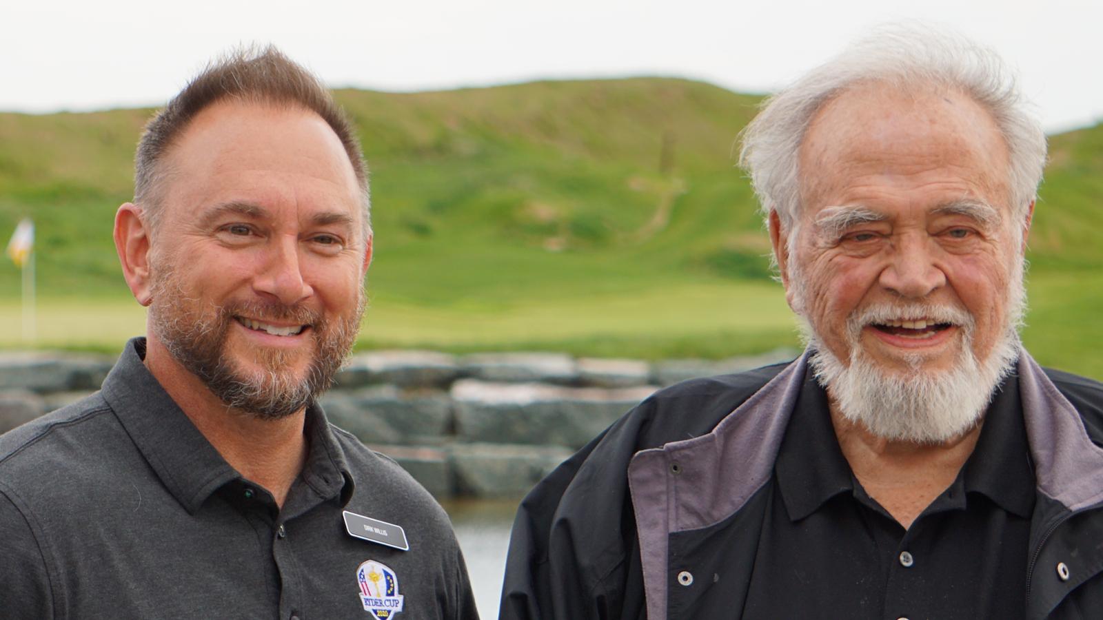 Dirk Willis and Herb Kohler.