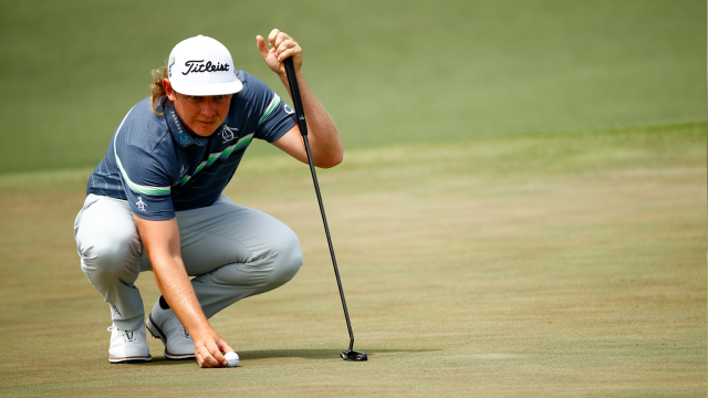A Putting Drill to Control Your Speed on the Greens like Cameron Smith