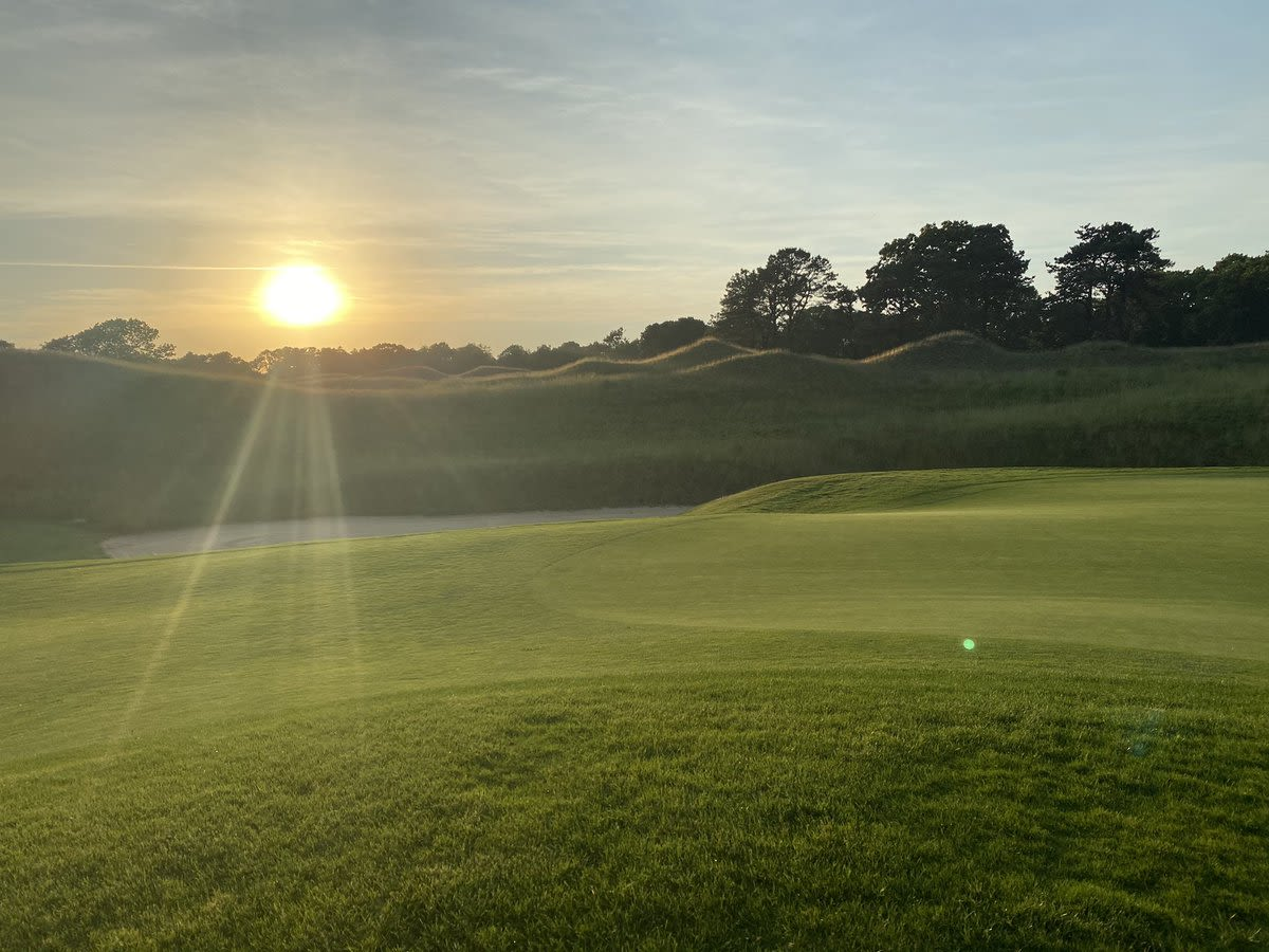 Colonial Spring GC (Long Island, NY) | Source: Twitter.com/Lightningbeault