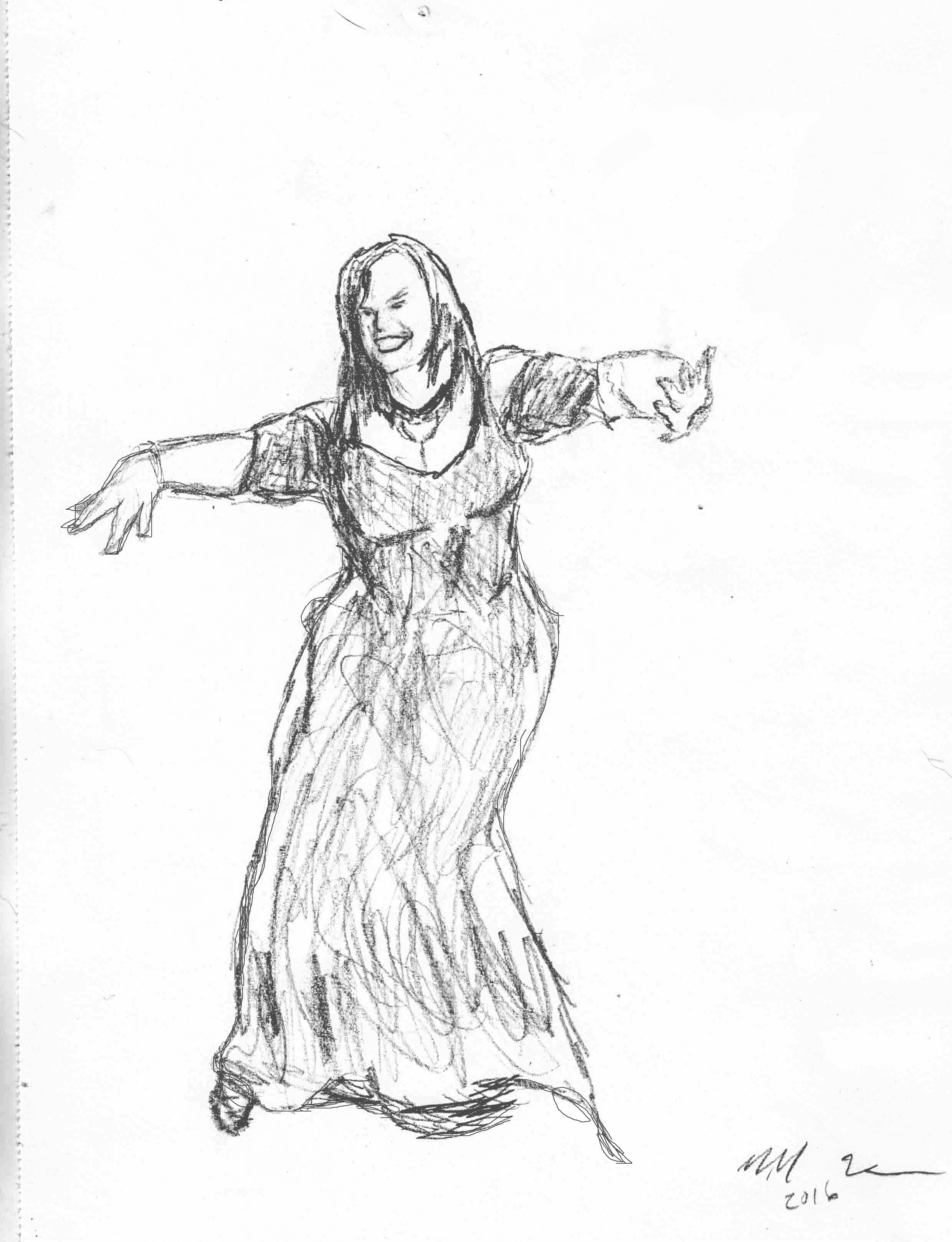 Fawn Dancing