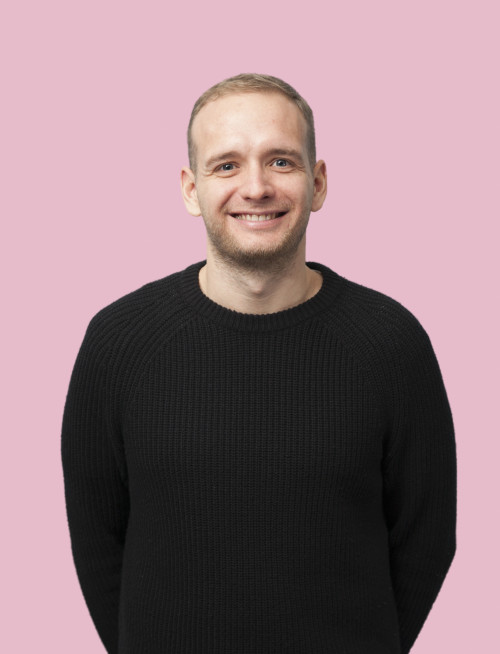Andrew Sellers - Senior Developer