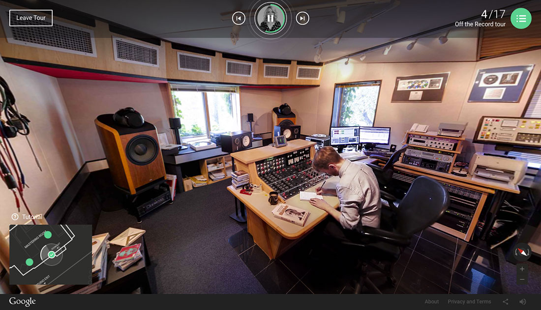 Google - Inside Abbey Road - Work - Image - 20