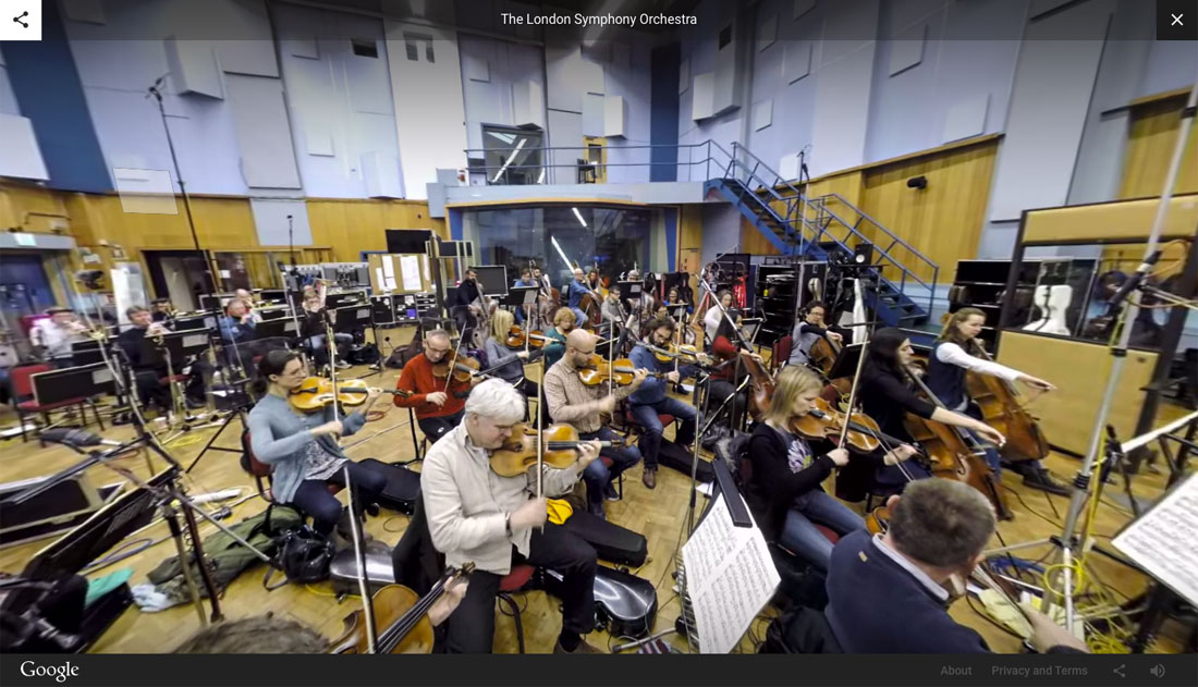 Google - Inside Abbey Road - Work - Image - 18