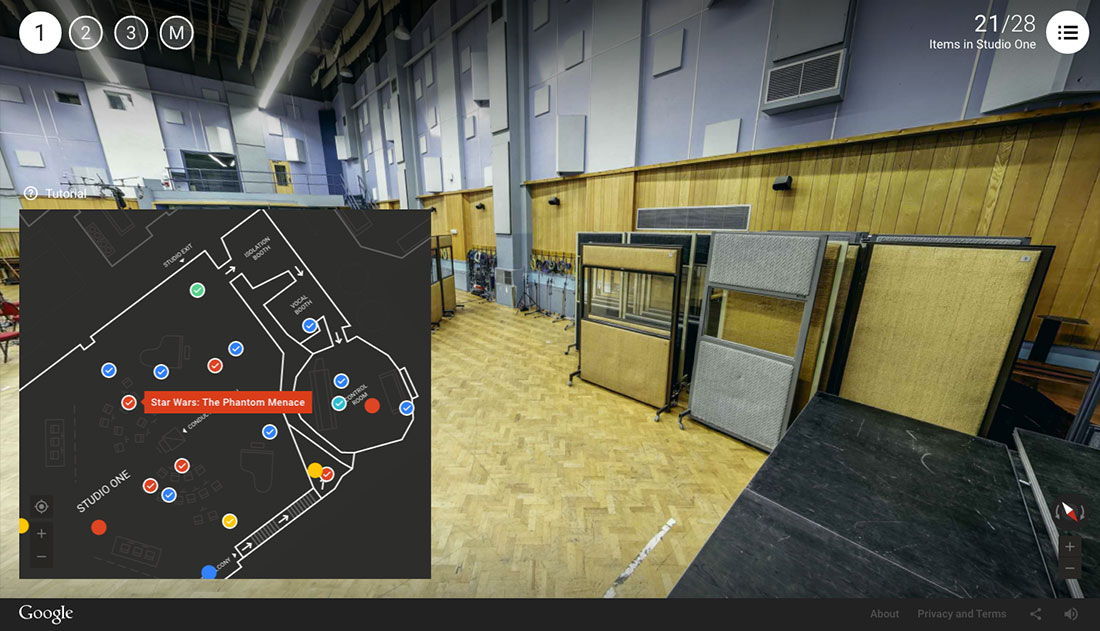 Google - Inside Abbey Road - Work - Image - 16