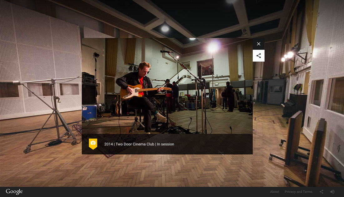 Google - Inside Abbey Road - Work - Image - 17