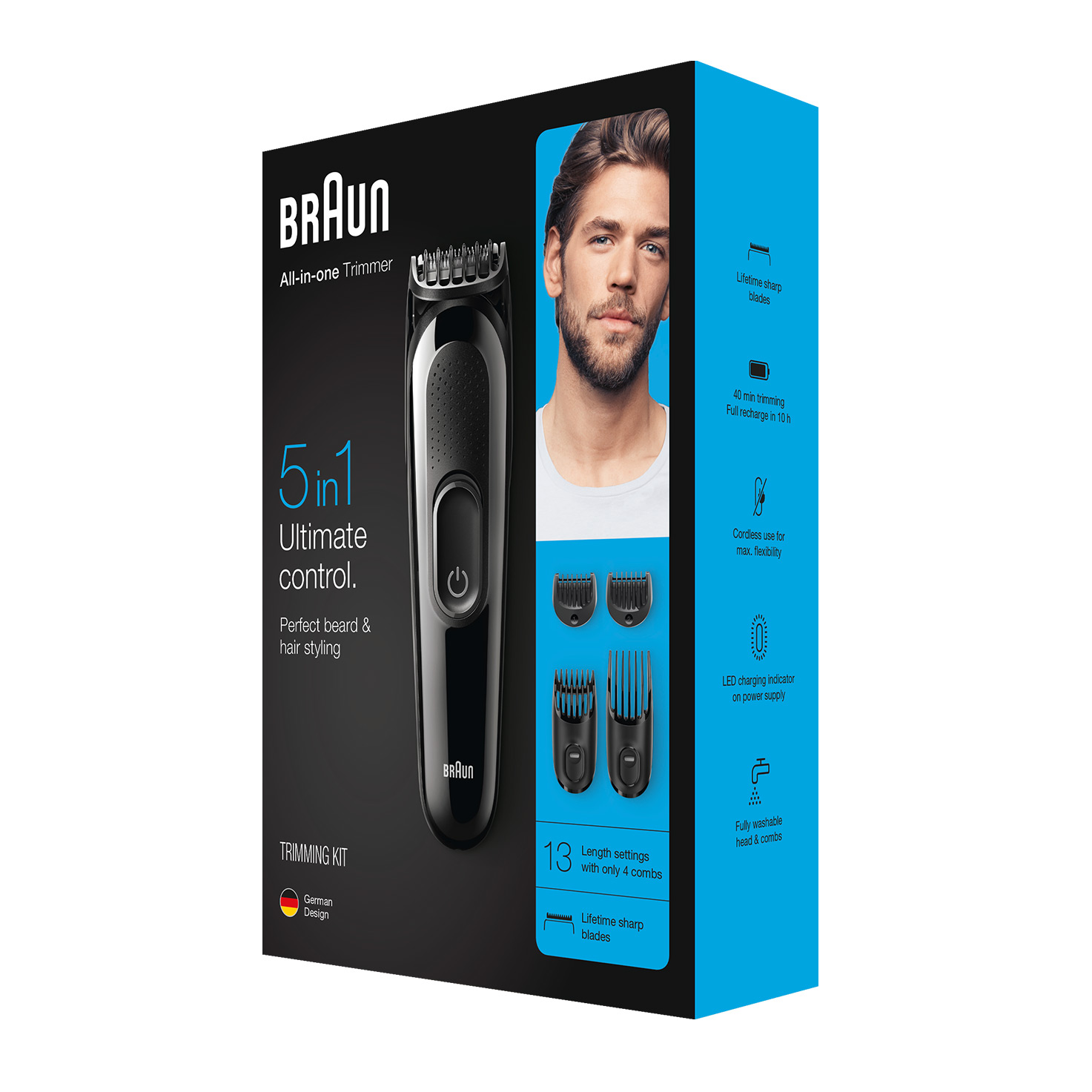 Braun All-in-one trimmer MGK3010