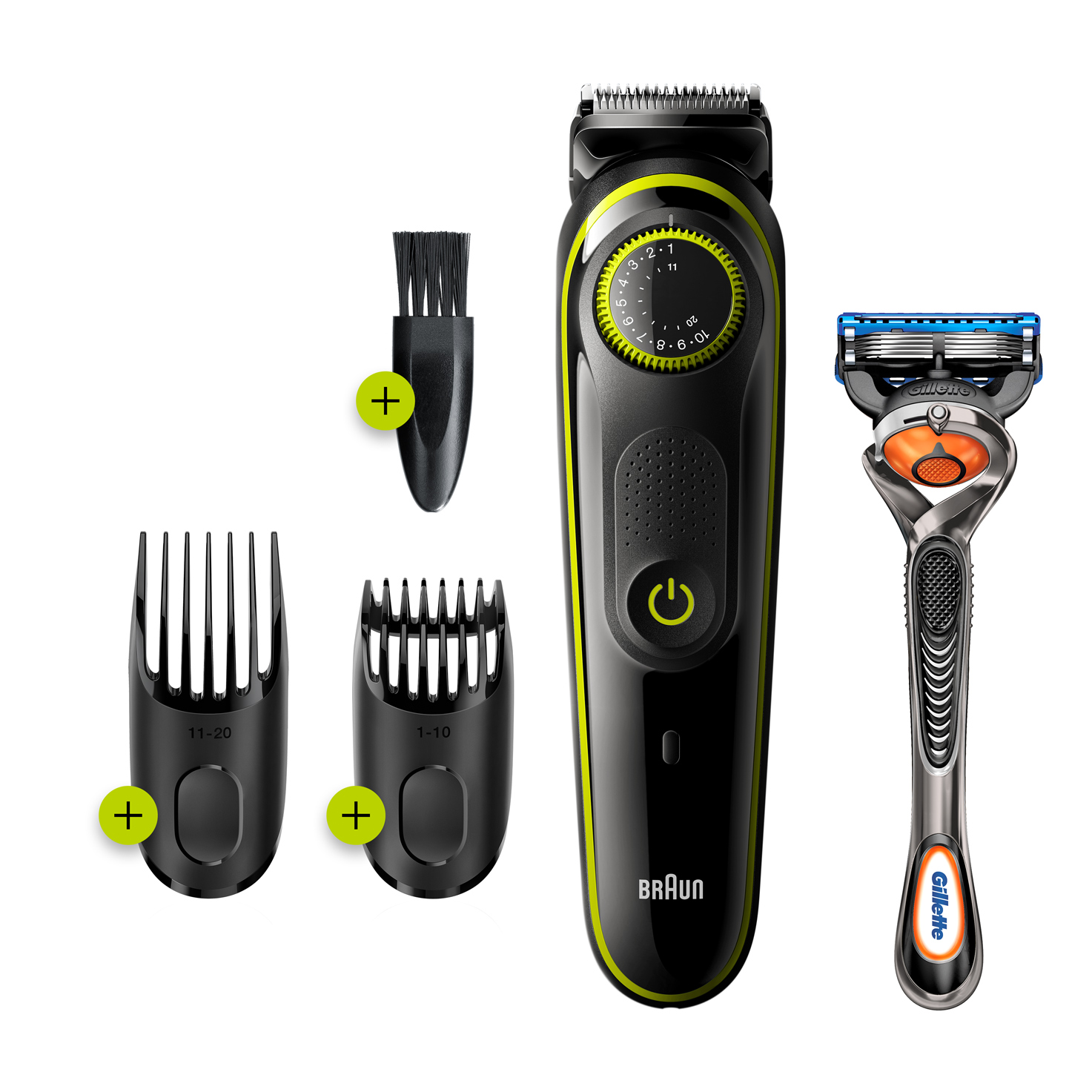 Braun Beard Trimmer BT3241