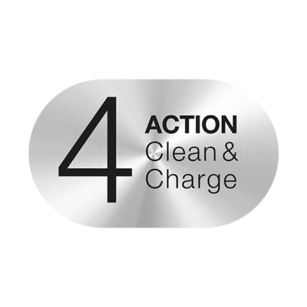 Clean & Charge System