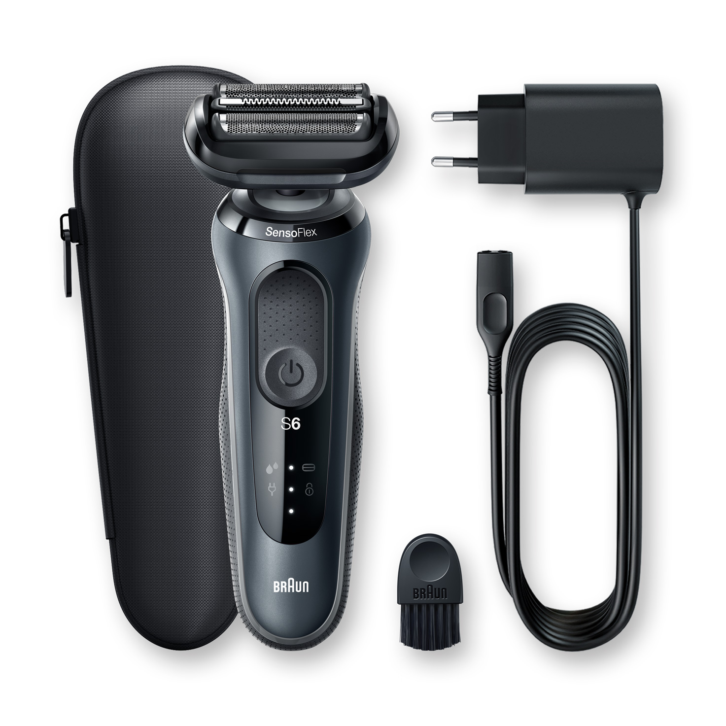 Braun Series 6 60-N1000s Electric Shaver