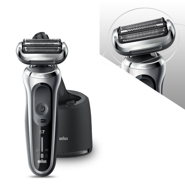 Series 7 shaver