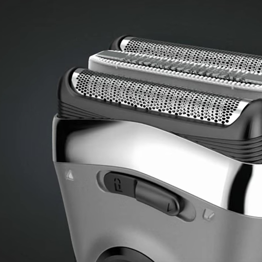 Braun series 3 close shave perfect skin