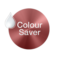 Colour Saver Technology for up to 70% lesscolour fade.
