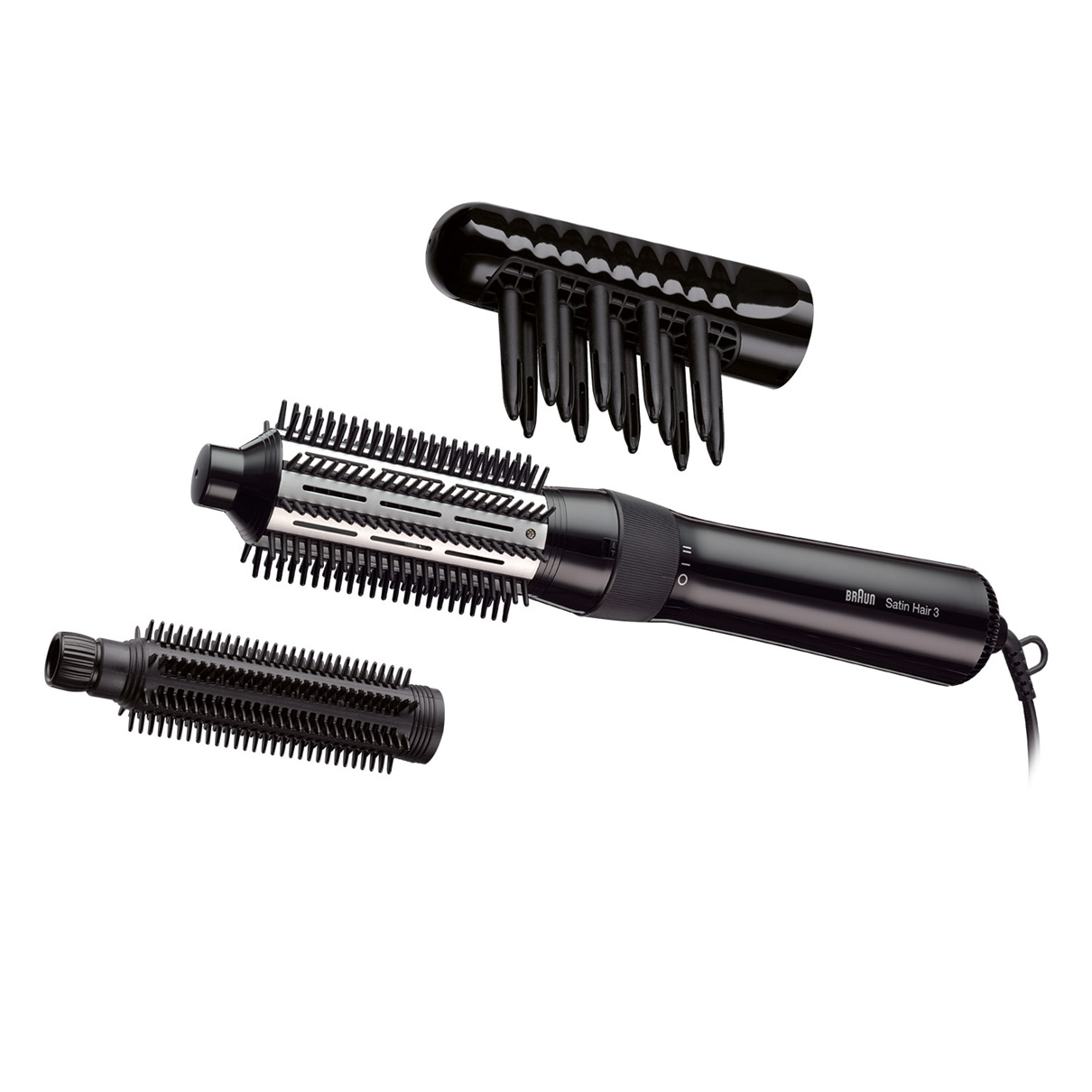 Braun Satin Hair 3 AS330 Airstyler with ceramic protection - attachments