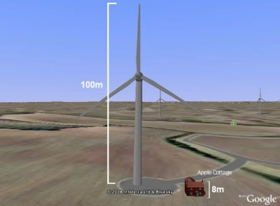 Government Outline Wind Farm Targets by 2020