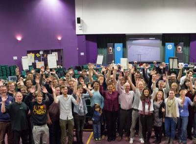 #SyncTheCity - Norwich's first 54 hour 'Not-Hackathon'