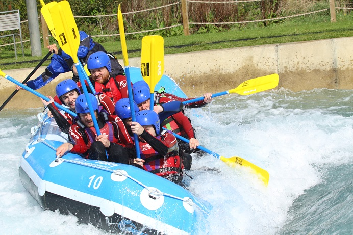 White water rafting 5