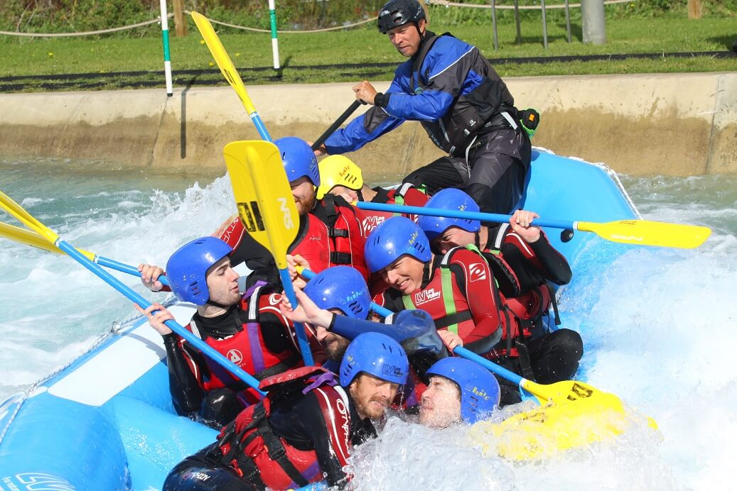 White water rafting 6
