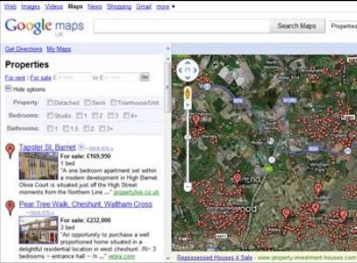 Google Maps launch property listings - is this the beginning of the end of the property portals?