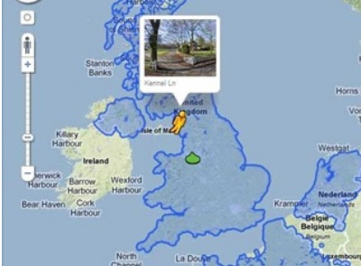 Google Street View Launches UK wide