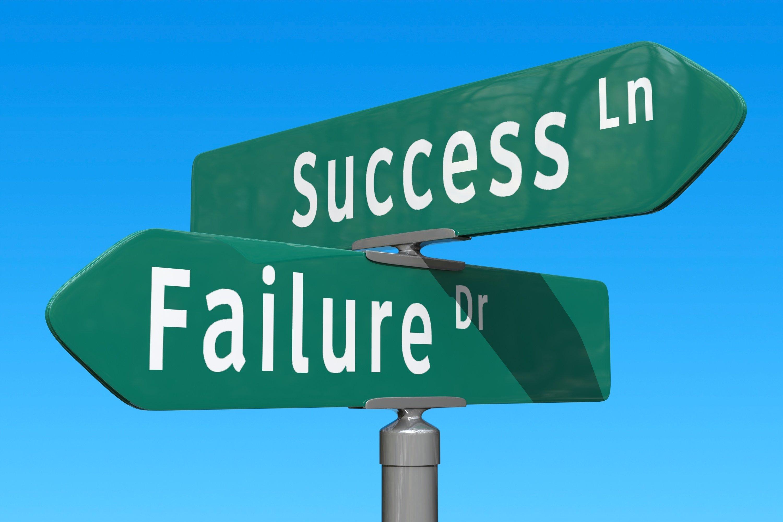 Failure-Street-Sign