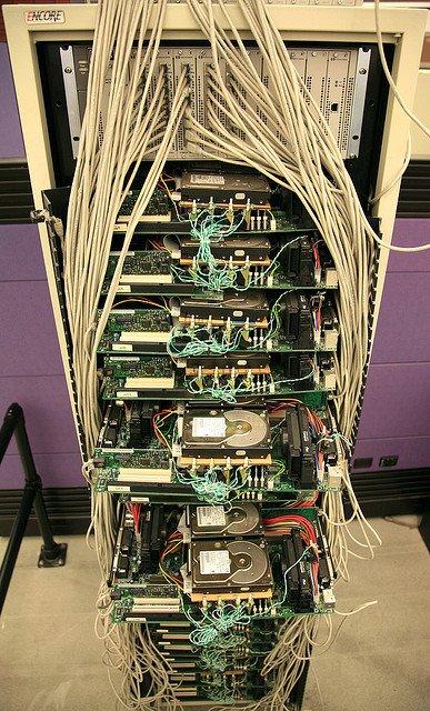 messy-server