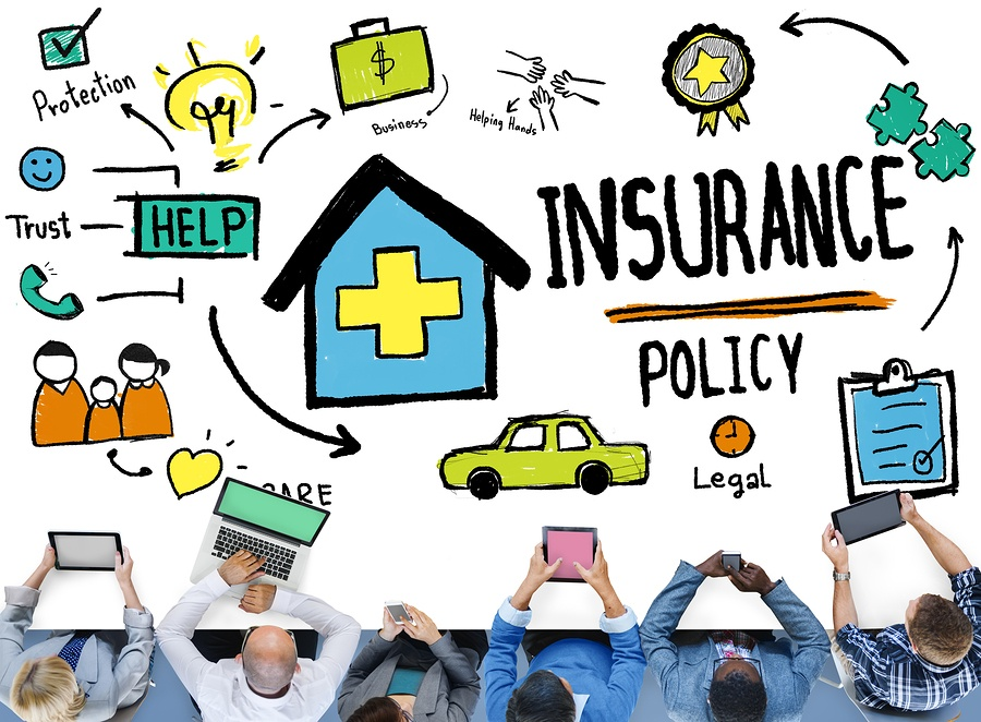 Insurance Policy Diagrams