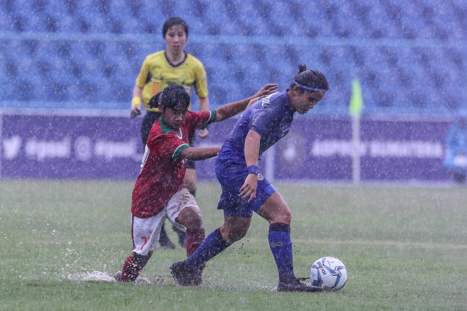 The AFF U-16 Girls' tournament 2018 was held in Indonesia and won by Thailand against Myanmar in the final