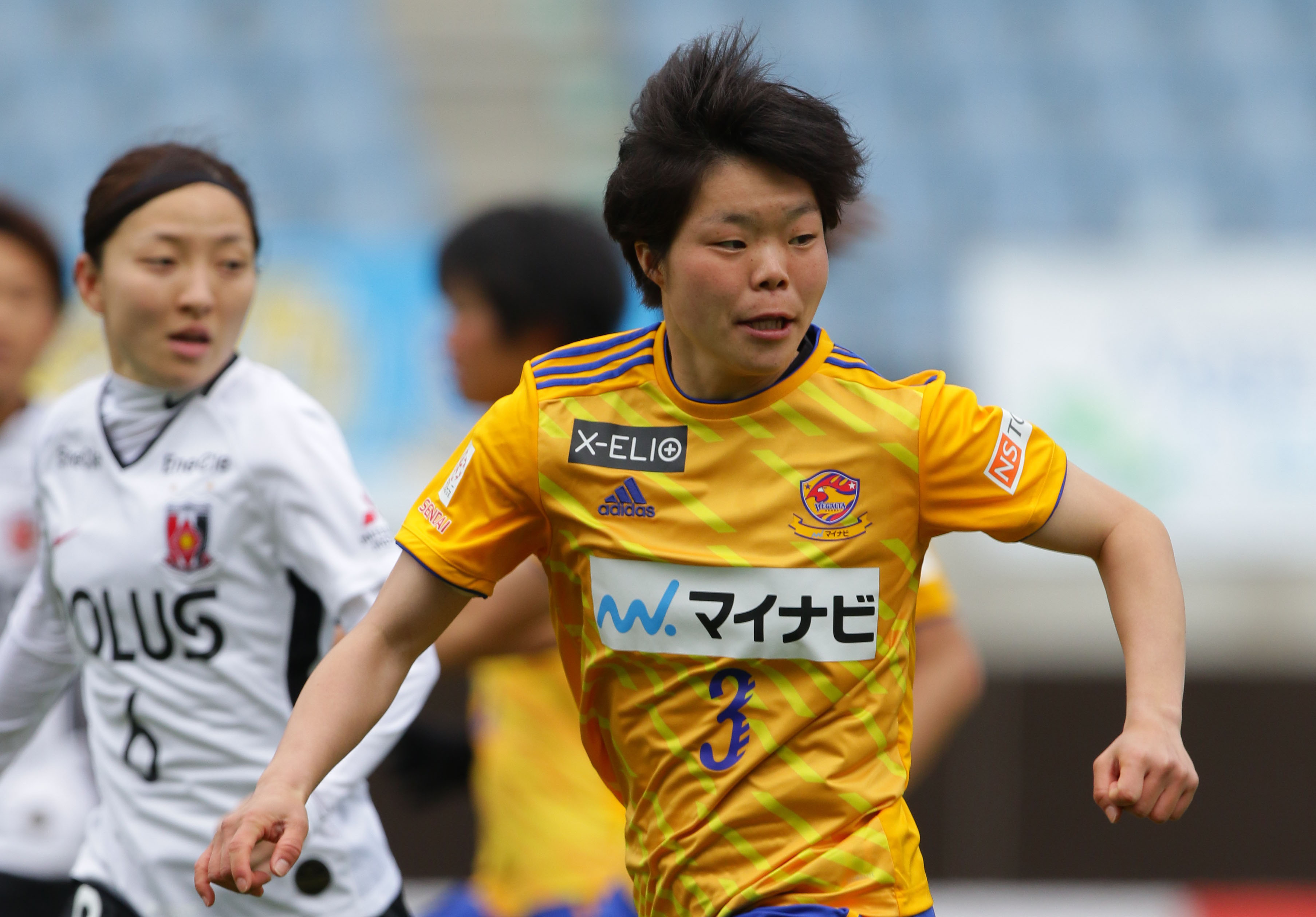 Nana Ichise could be one of the surprises in France at the Women's World Cup