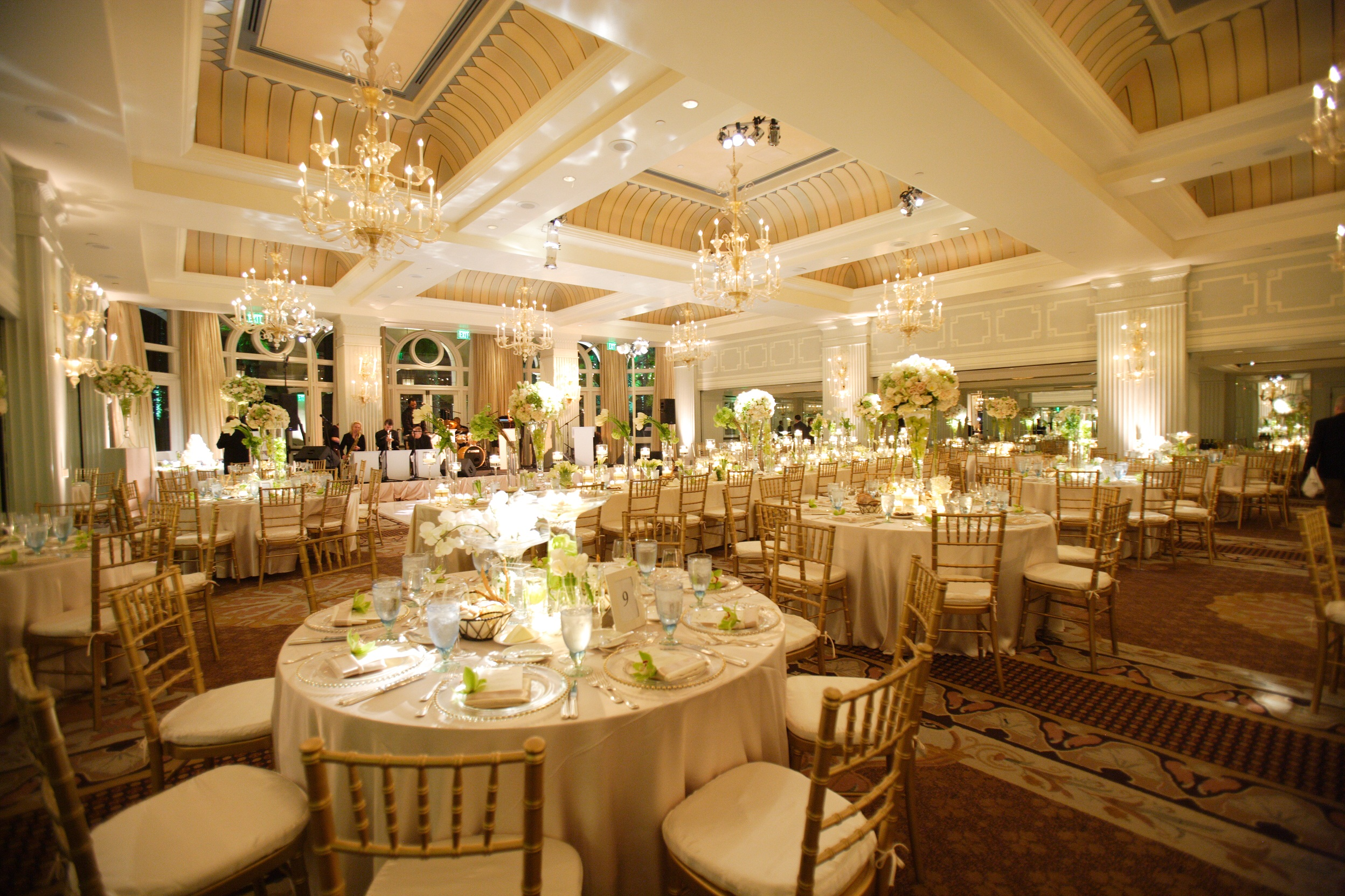luxury hotel event space in santa monica los angeles events hotel casa del mar