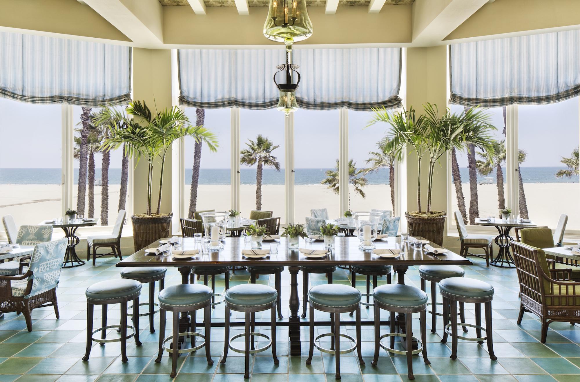 Catch Seafood Restaurant Sushi Santa Monica   LA Fine Dining   Hotel Casa  Del Mar