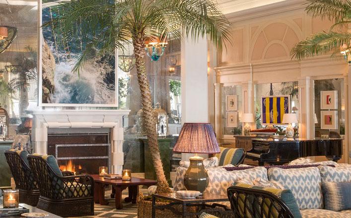 Santa monica luxury hotel la beach hotel hotel casa del mar - Hotel casa del mar ...