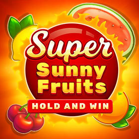 Super Sunny Fruits Hold and Win