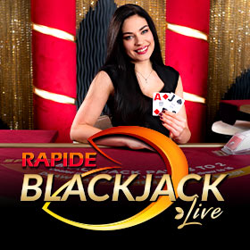 Blackjack Rapide 280x280