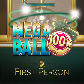 Mega Ball First Person