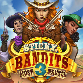 StickyBandits3MostWanted 280x280