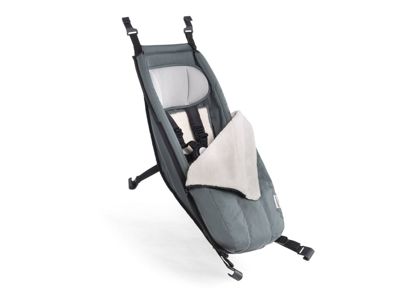 Baby Seat incl. Winter Kit [1]