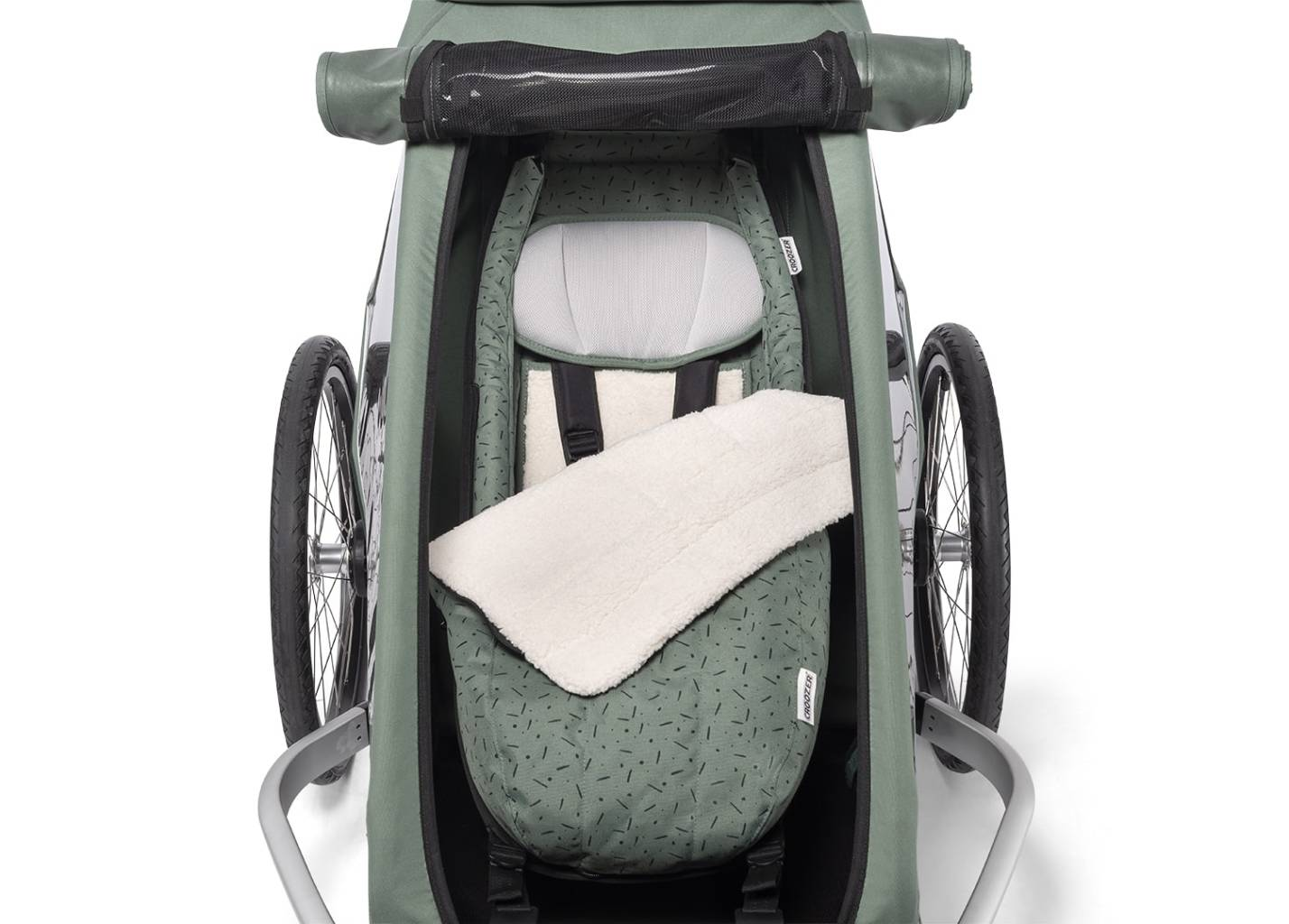 Baby Seat incl. Winter Kit [3]