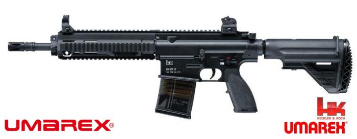AIRSOFT HECKLER & KOCH HK417 V2
