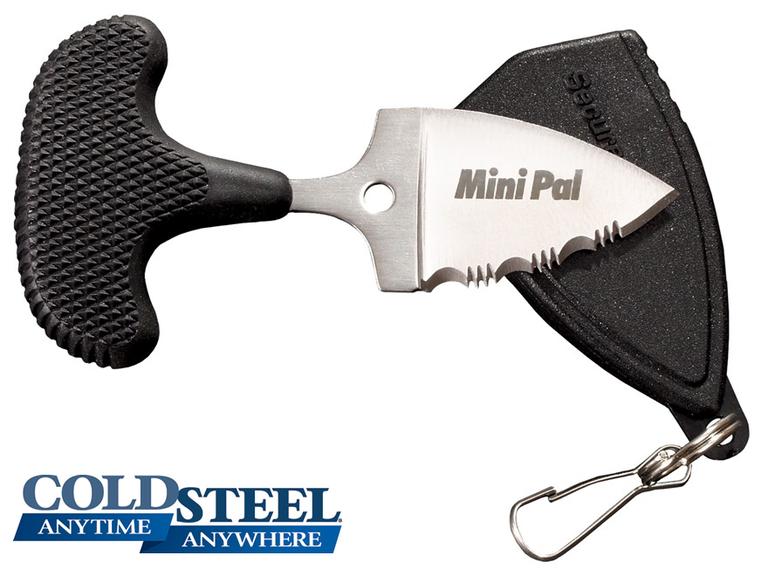 COLD STEEL MINI PAL W/SECURE-EX SHEATH