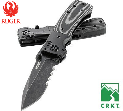 RUGER ALL-CYLINDERS PLAIN EDGE SW