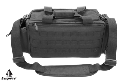 LEAPERS UTG ALL-IN-1 RANGE/UTILITY GO BAG BLACK