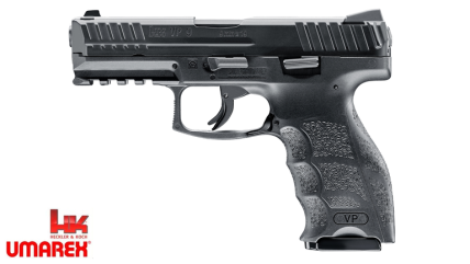 H&K USP VP9 BLACK CO2 4.5BB